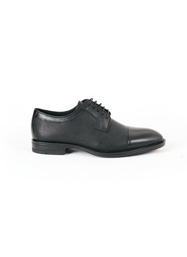Greyder 66863 Erkek Klasik Deri Ayakkabı Siyah